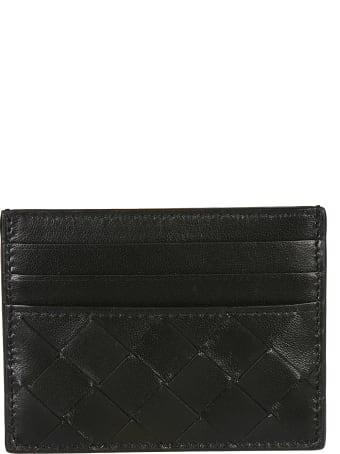 Bottega Veneta Weaved Card Holder