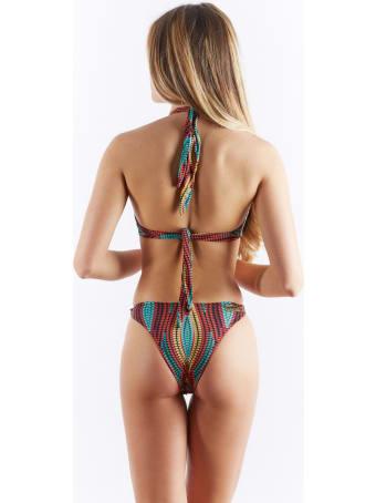 Miss Bikini Printed Trikini