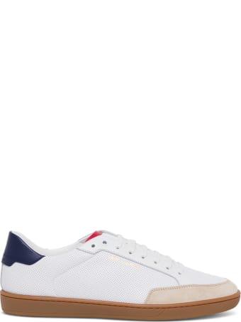 Saint Laurent Sl10 Sneakers