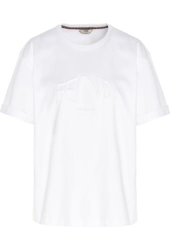 Fendi 'fendi Fisheye' T-shirt