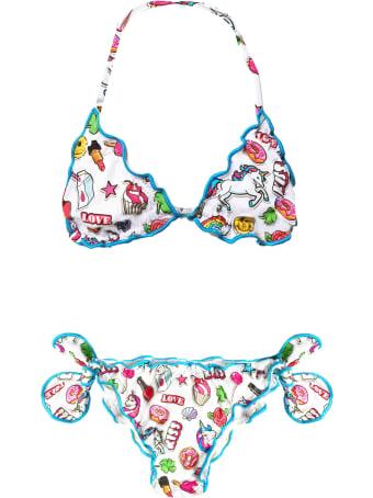 MC2 Saint Barth Girls Bikini Unicorn