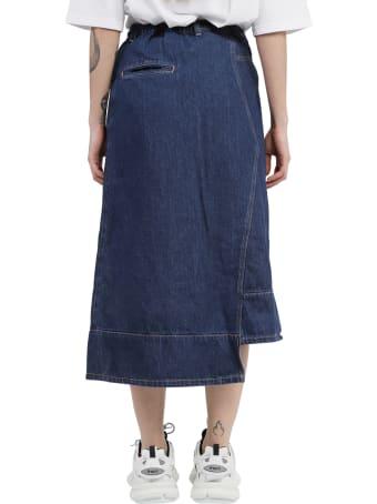Zucca Denim Skirt