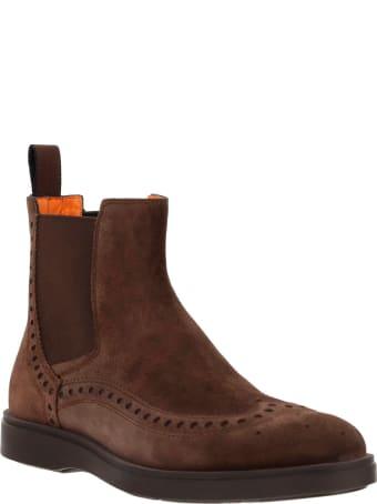 Santoni Basilica Boots