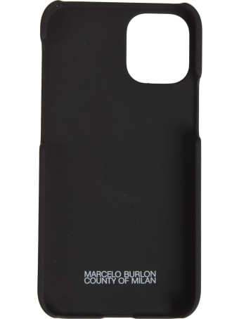 Marcelo Burlon Wings 12 Mini Phone Case