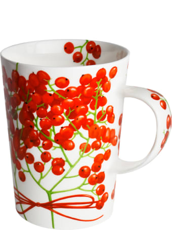Taitù Set of 2 Mugs - Fil Rouge Bacche Collection
