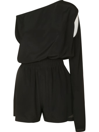 Rick Owens Cropped Flightsuit