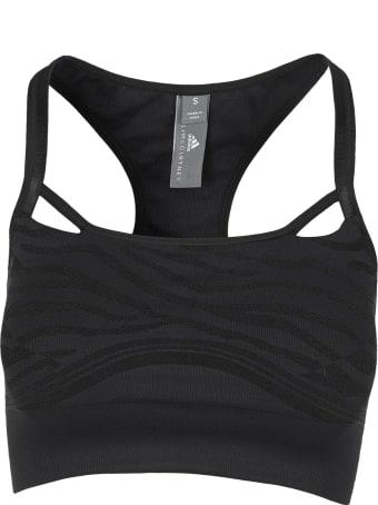 Adidas by Stella McCartney Seamless Yoga Light Support Bra