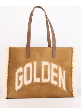 Golden Goose Suede Tote Bag