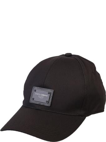 Dolce & Gabbana Branded Baseball Hat