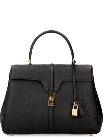 Celine 16 Leather Handbag
