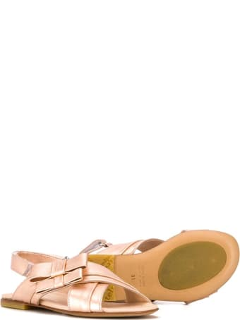 Montelpare Tradition Crossover Straps Sandals