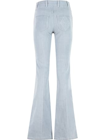 Chloé 5-pocket Bootcut Jeans