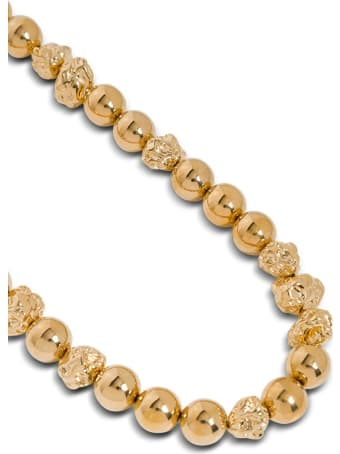 Chloé Anaouck Brass Necklace