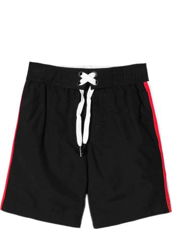 Givenchy Black Swim Shorts