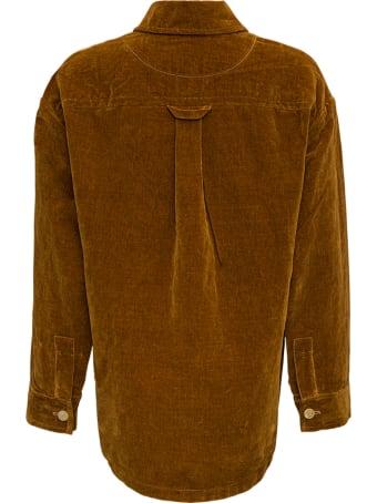 Jacquemus Le Blouson Montagne Cotton And Linen Jacket