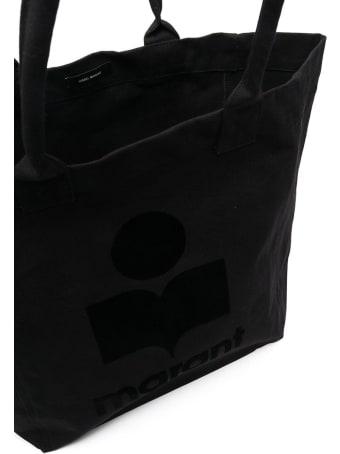 Isabel Marant Étoile Yenky Fabric Shopper With Logo