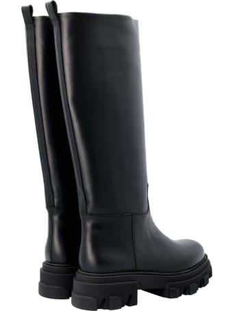 Gia X Pernille Teisbaek Perni 07 Combat Boot