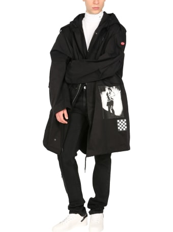 Fred Perry by Raf Simons Unlined Parka