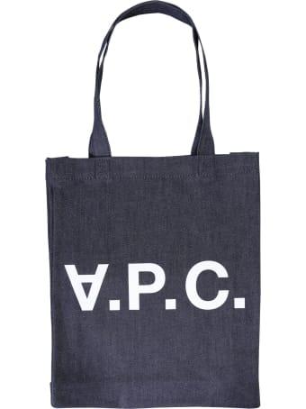 A.P.C. Laure Tote Bag