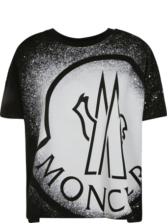 Moncler Spray Paint Logo T-shirt