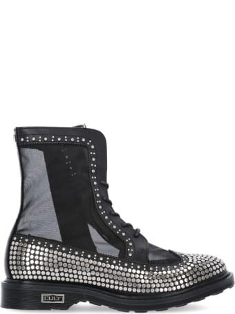Cult Leather Sabbath Boot
