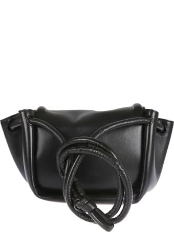 Bottega Veneta Intreccio Nappa Shoulder Bag