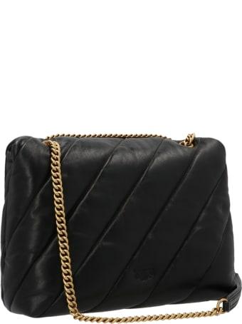 Pinko 'love Big Puff Maxi Quilt' Bag