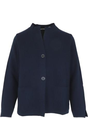 Gran Sasso Cotton Blazer