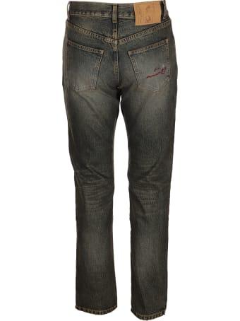 Martine Rose Straight Leg Jeans