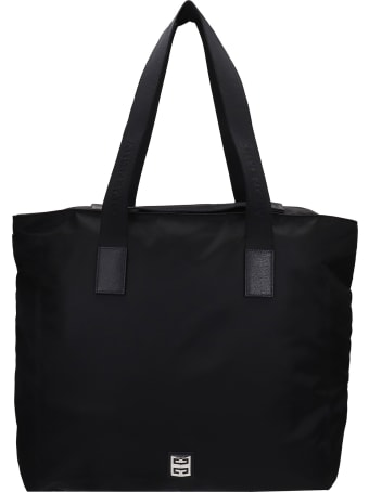 Givenchy Tote In Black Polyamide