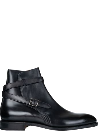 John Lobb Abbot Ankle Boots