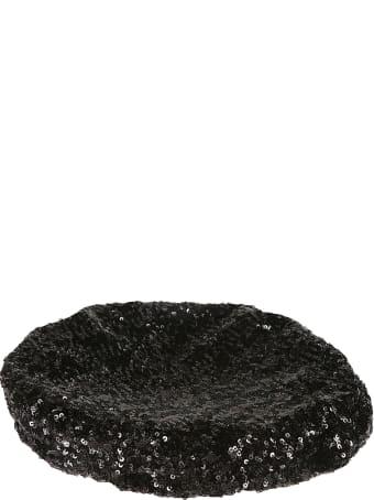 Les Hommes Sequins French Hat