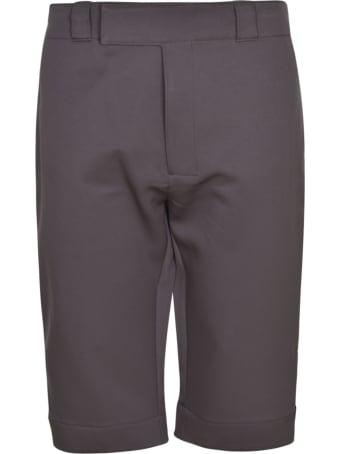 Prada Wrap Waist Fastening Shorts