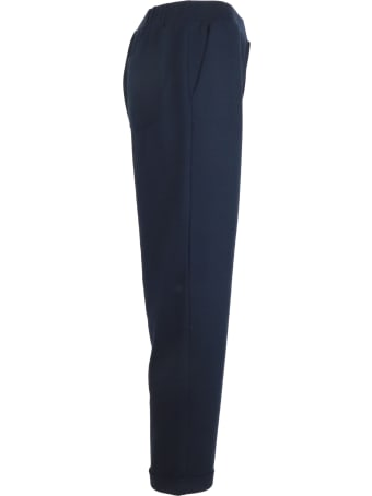 Gran Sasso Cotton Trousers