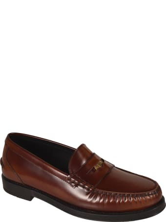 Tod's Classic Shiny Loafers