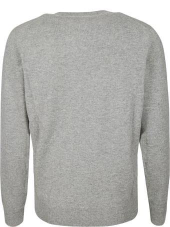 Brunello Cucinelli Plain Ribbed Sweater