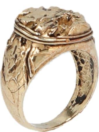 GIACOMOBURRONI 'vulcano' Ring