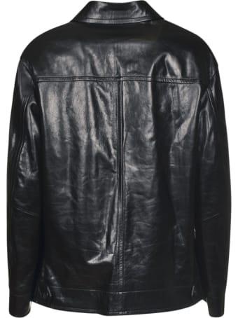 Dries Van Noten Chest Pocket Buttoned Jacket