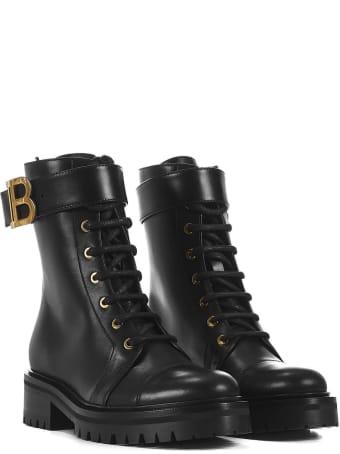 Balmain Paris Ranger Romy Boots