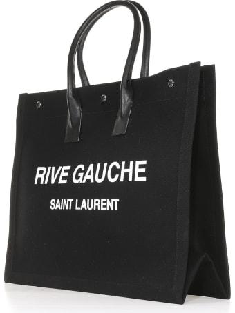 Saint Laurent Rive Gauche With Logo