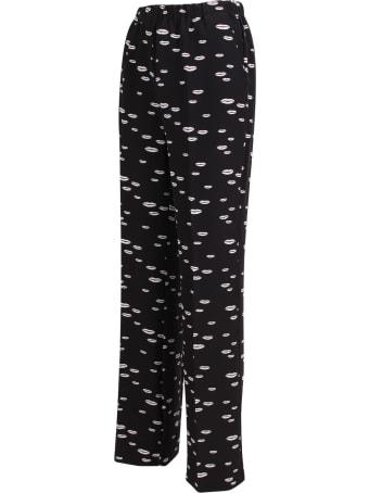 Prada Silk Trousers