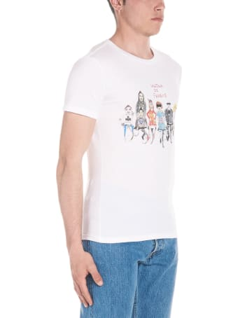 Unfortunate Portrait 'wintour De France' T-shirt