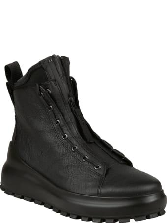 Stone Island Zip Boots