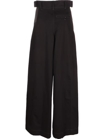 Lemaire Large Military Pants