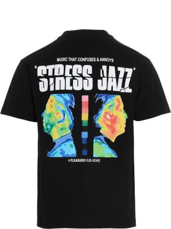 Pleasures 'stress' T-shirt