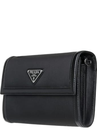 Prada Prada Logo-patch Mini Bag