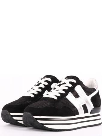 Hogan H483 Midi Platform Sneakers
