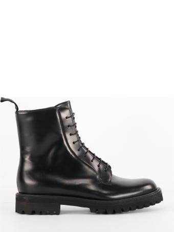 Church's Alexandra Black Ankle Boot