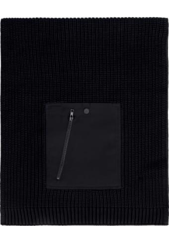 Y-3 Ribbed Knit Scarf
