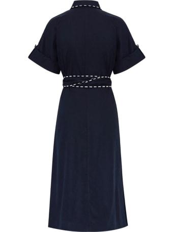 Varana Lyocell Safar Shirt Dress